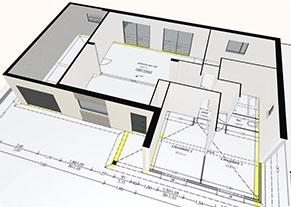 Créez votre maison de toute pièce
